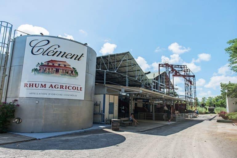 Distillerie Clément