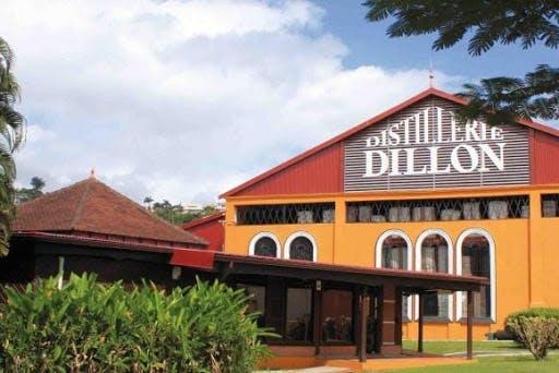 La distillerie Dillon