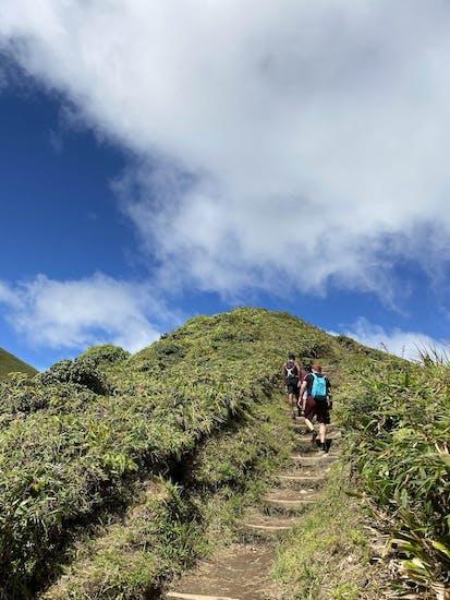 Martinique randonnée Pelée