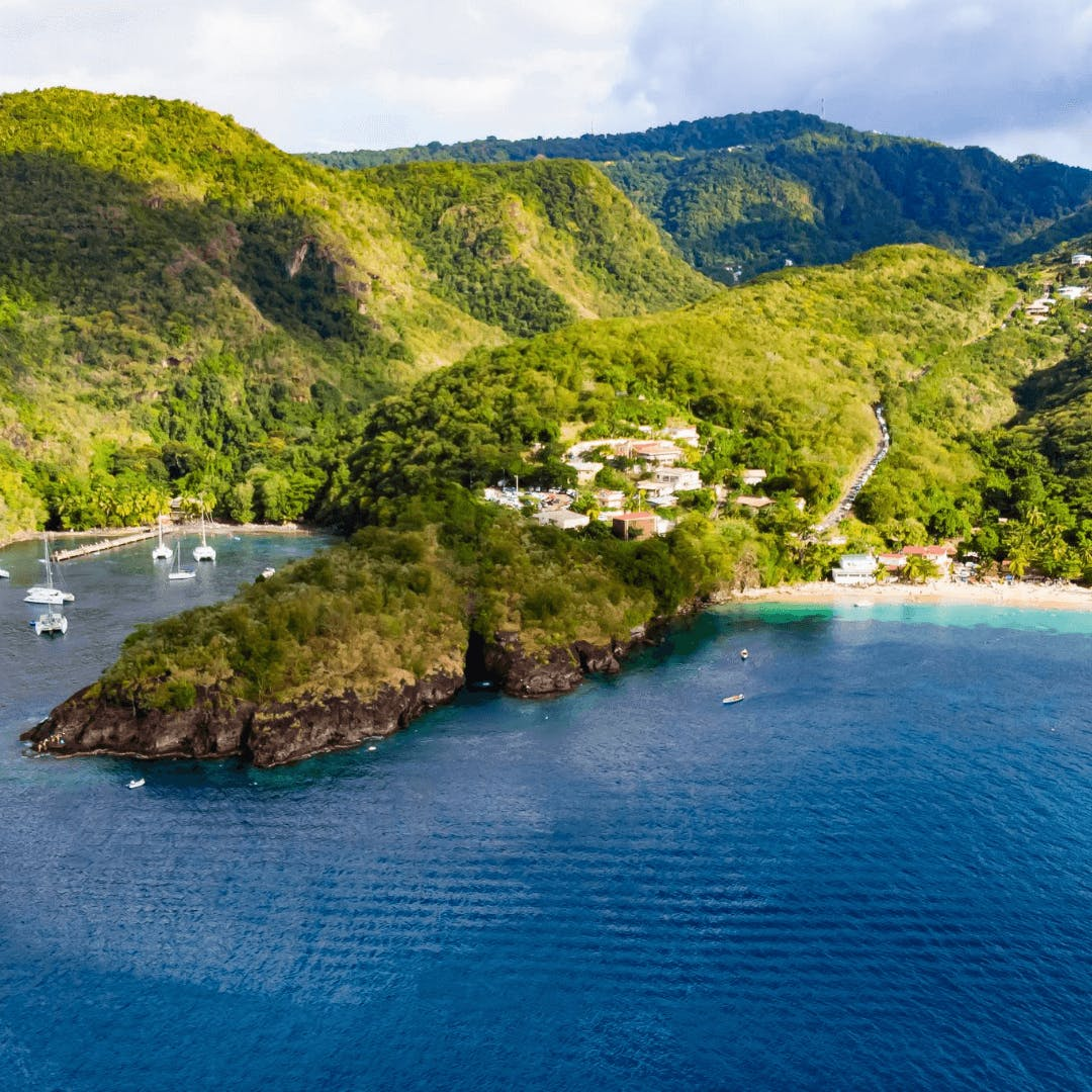 Anse Noire Martinique