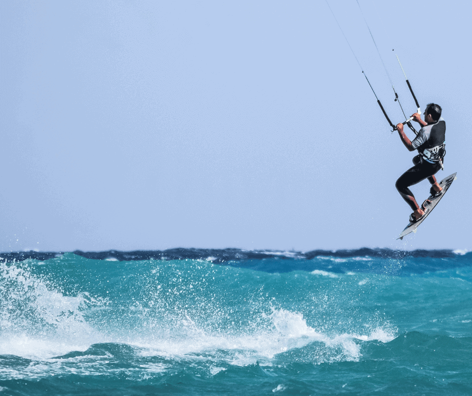 Kitesurf Martinique