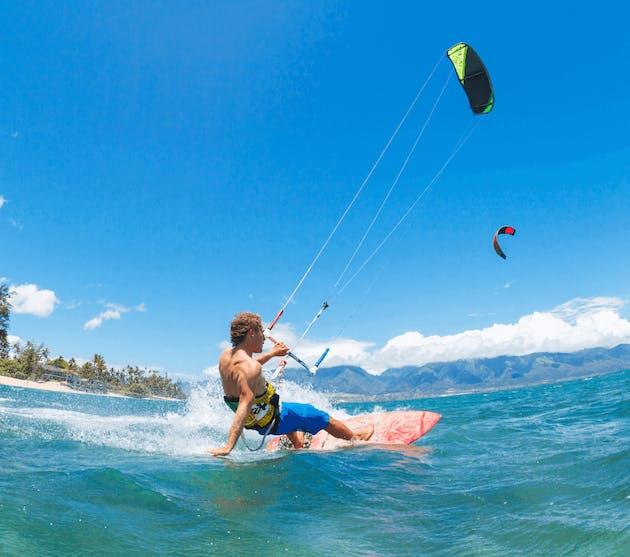 Kitesurf en Martinique