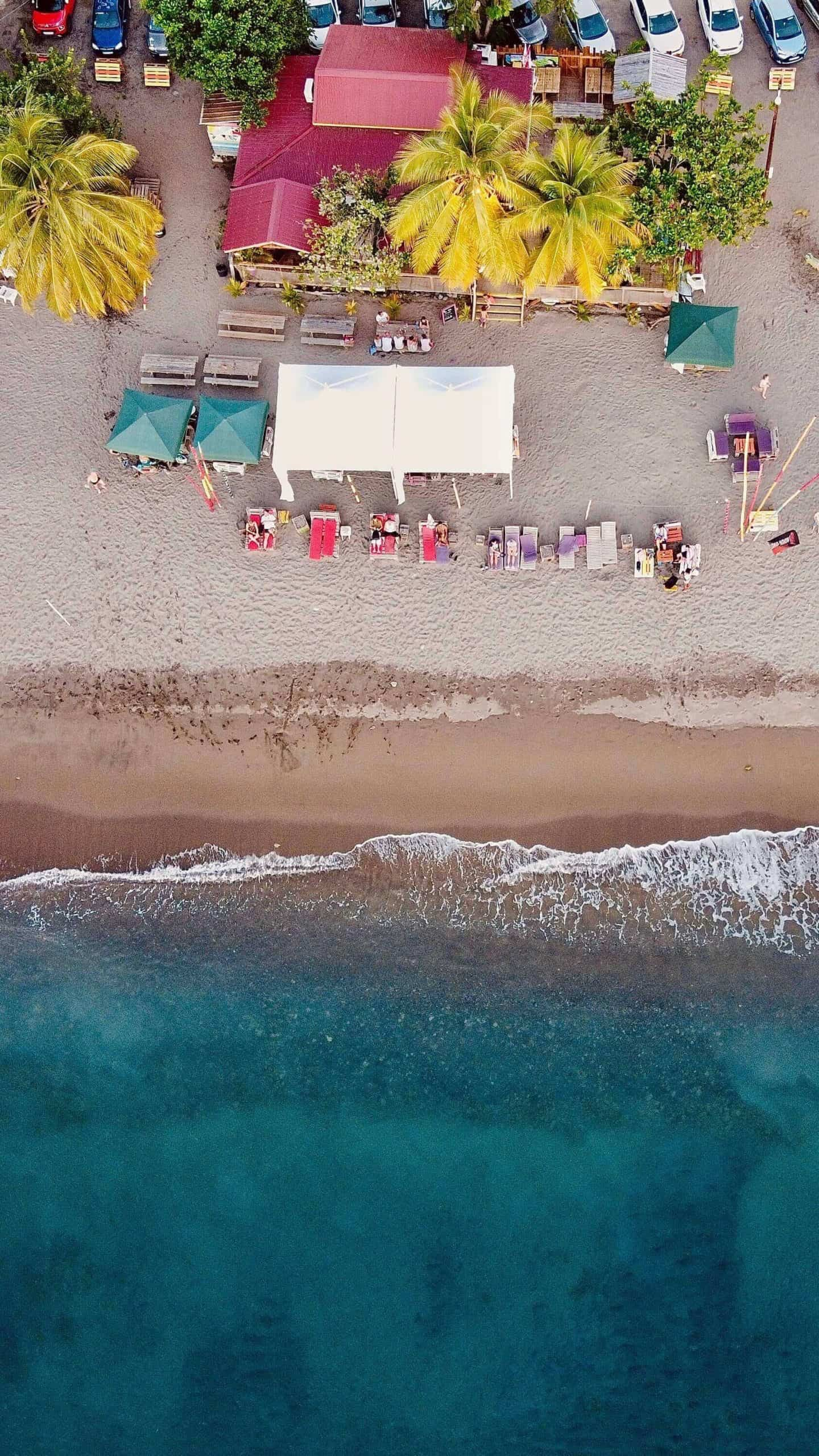 Martinique en juillet