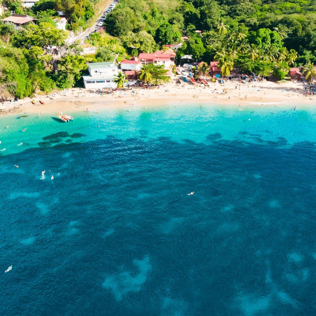 Martinique mars