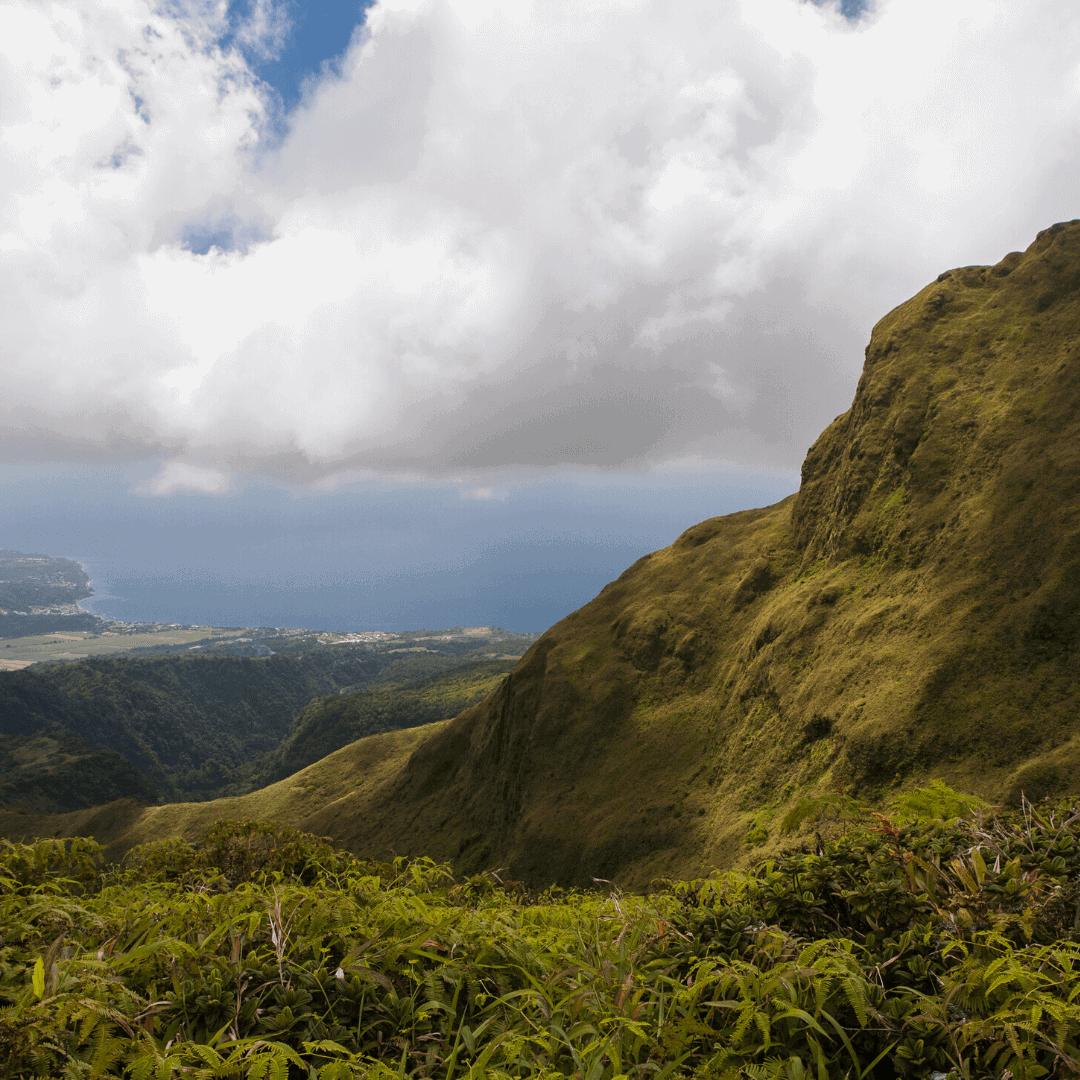 Martinique novembre