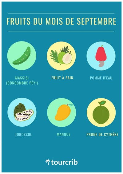 Fruits mois septembre