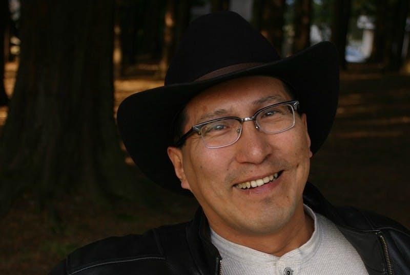 Richard Wagamese in 2007