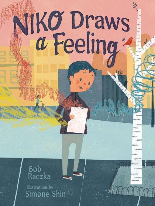 Niko Draws a Feeling by Bob Raczka