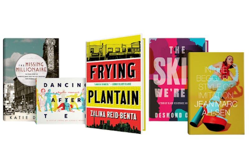 Toronto Book Awards Shortlisted Titles