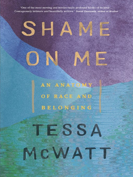 Shame On Me by Tessa McWatt