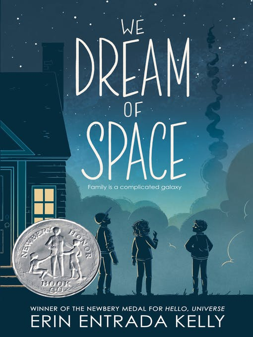 We Dream of Space by Erin Entrada Kelly