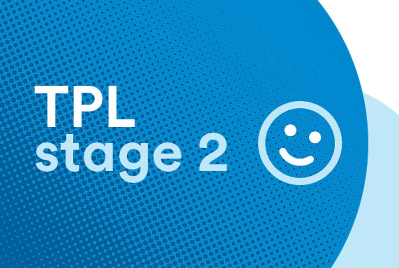 TPL stage 2