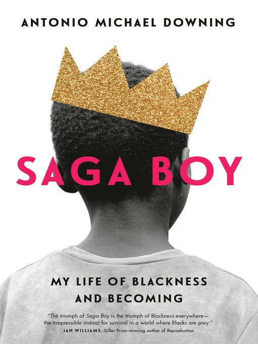 Saga Boy by Antonio Michael Downing