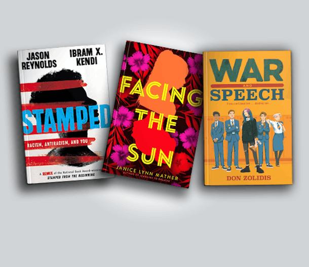 Stamped, Facing the Sun, War and Speech