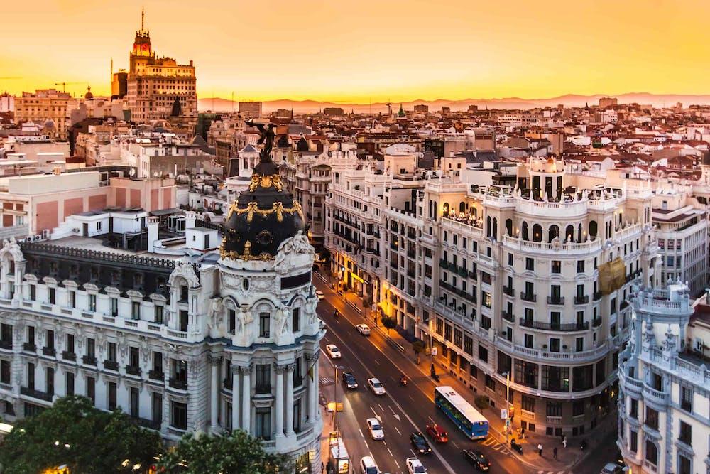Transport Madrid