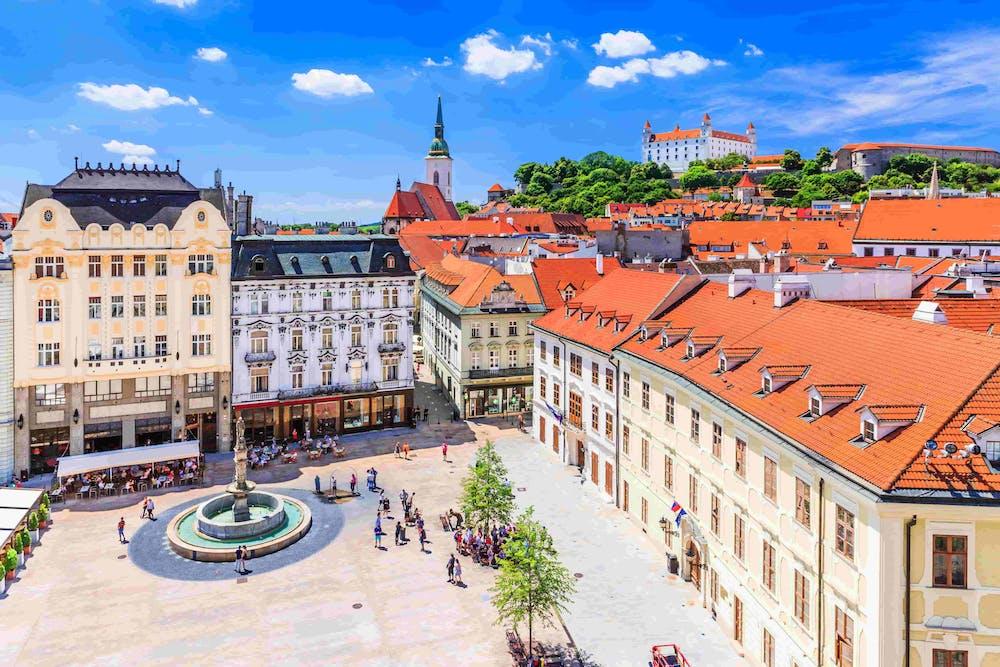 Spoedtransport Slowakije