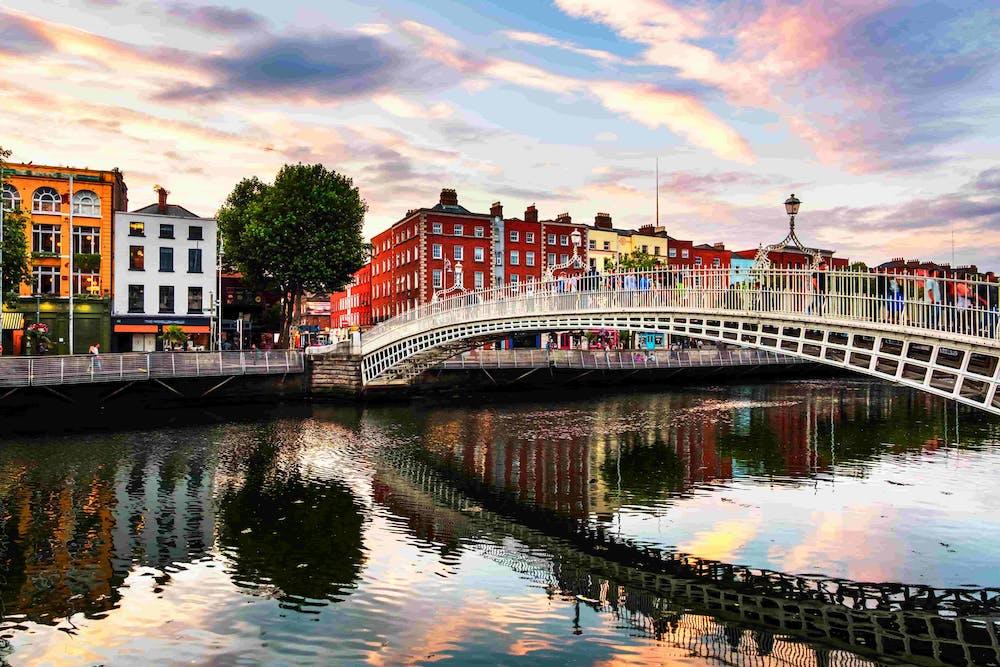 Spoedtransport Ierland