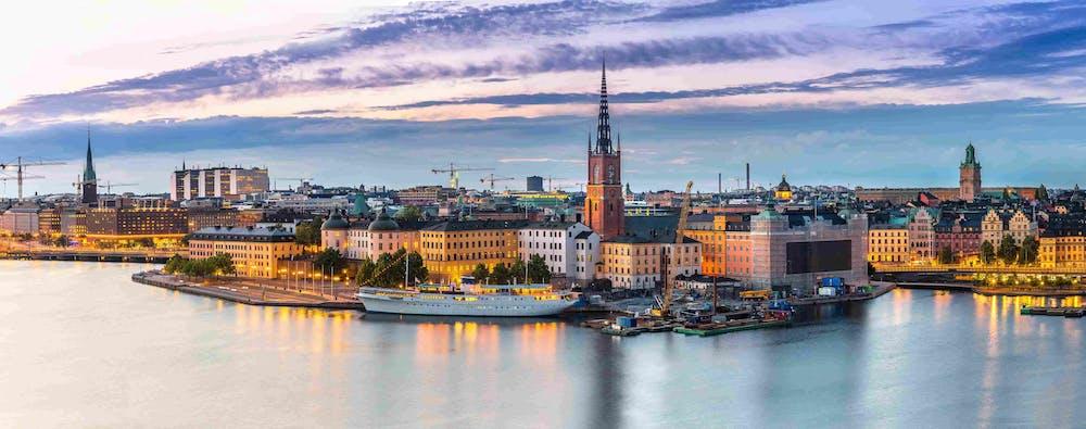 Spoedtransport Zweden