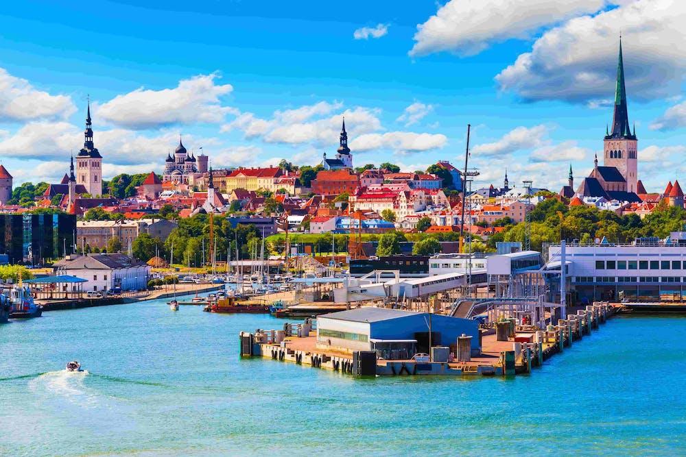 Spoedtransport Estland