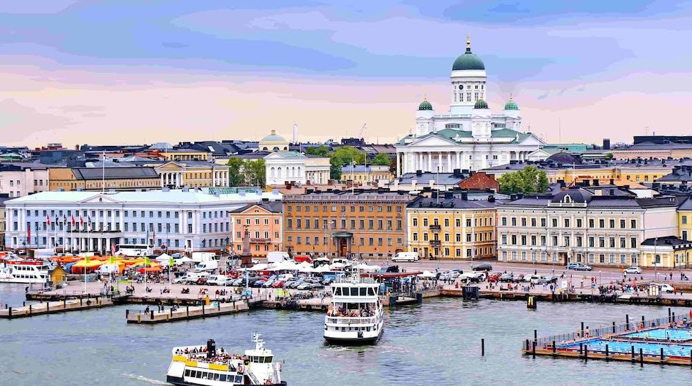 Spoedtransport Finland