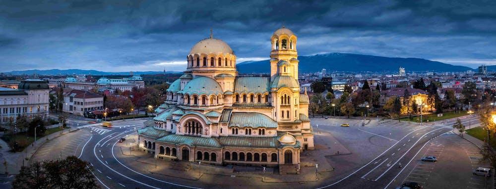 Spoedtransport Bulgarije