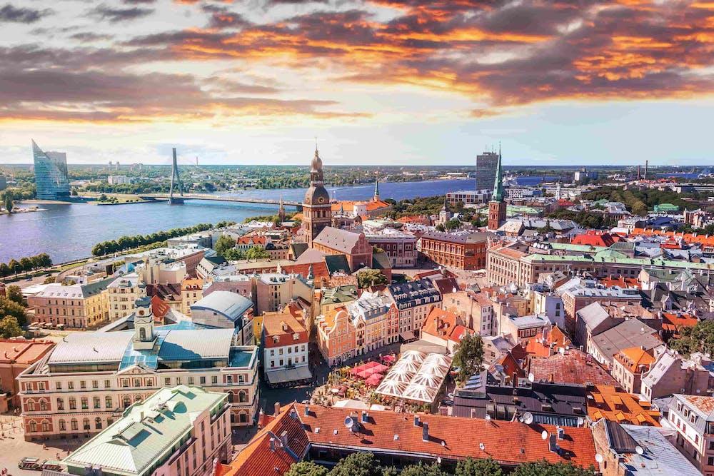 Koerier Letland