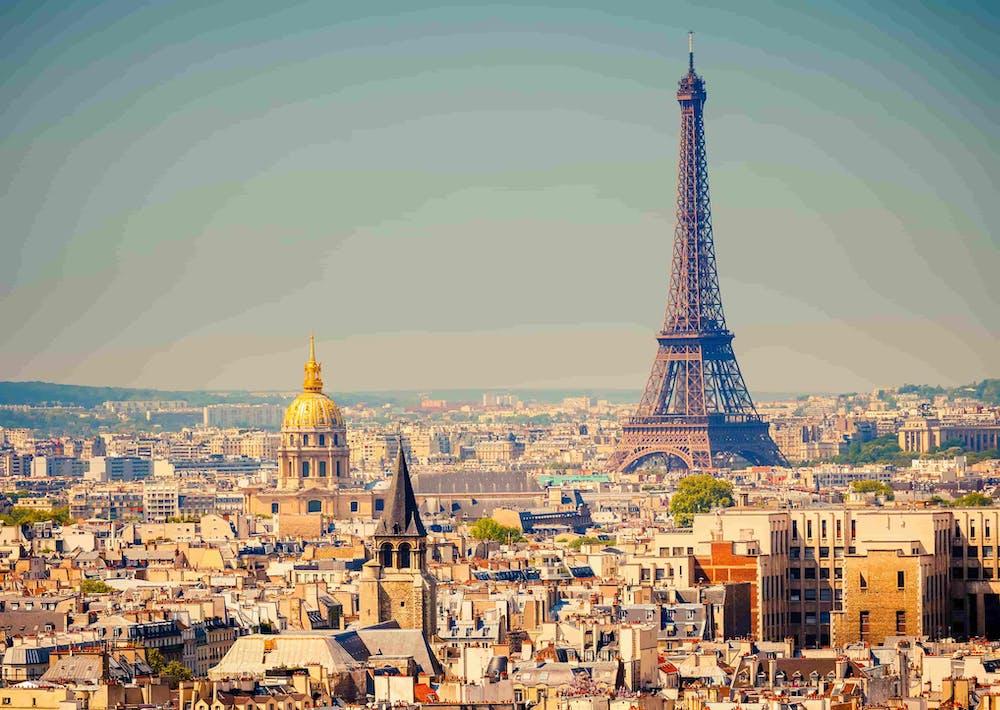 Eiltransport Frankreich