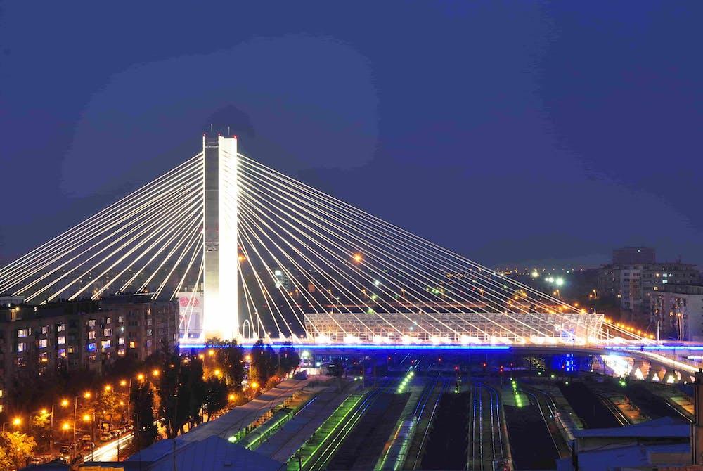 Eiltransport Rumänien