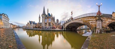 Kurier Belgien