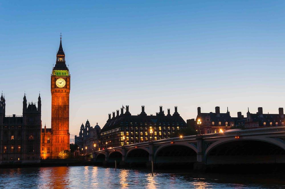 Eiltransporte England / Großbritannien
