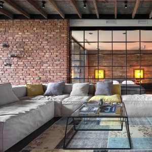 Bâtiment industriel converti en copropriété de lofts