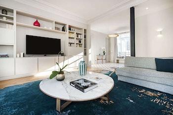 Rénovation d'un appartement T5 de 185 m² - Paris 16e