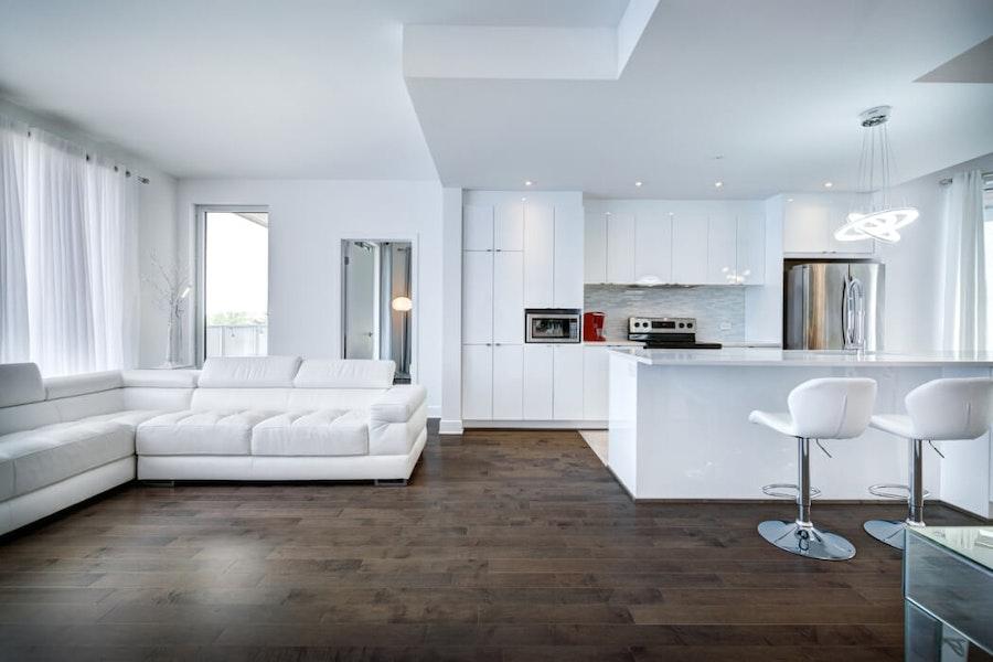 Rénovation d'un appartement de 80 m² à Paris 8e