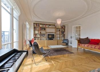 Exemple de devis pour la rénovation de luxe d'un appartement de 136m²