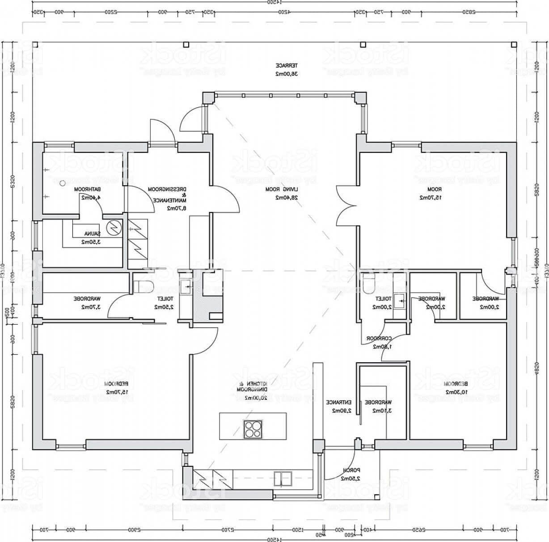 Plan De Maison Moderne maison d'architecte : modèles, plans et prix