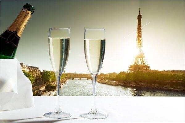 Parrainage hemea champagne offert