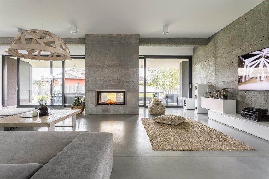Style de décoration moderne ou contemporain