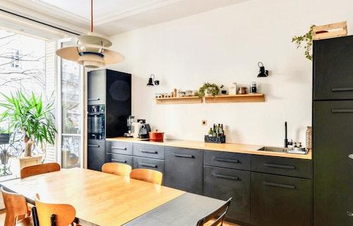 Rénovation d'une cuisine avec un architecte ou une entreprise
