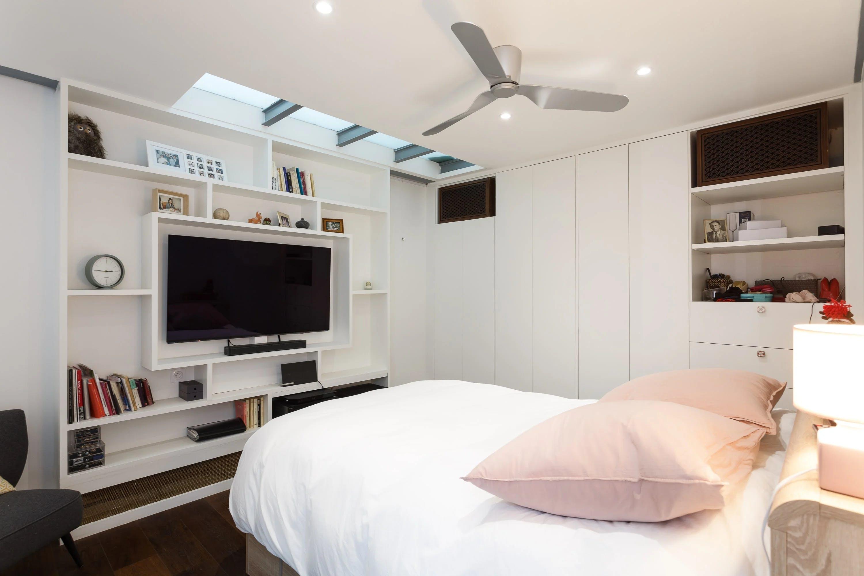 22 Rue Aristide Briand Chambre à coucher