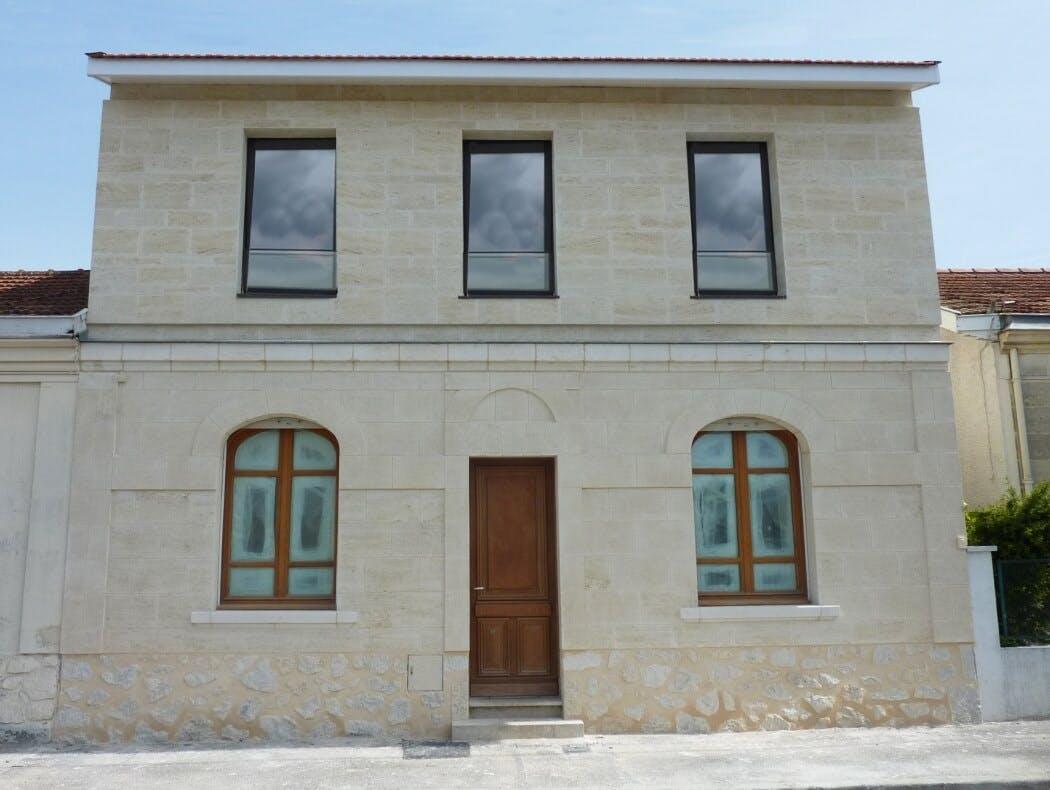Rénovation d'une échoppe à Bordeaux ou en Gironde