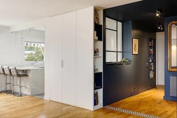 Rénovation d'un appartement de 123 m² - Saint-Cloud (92210)