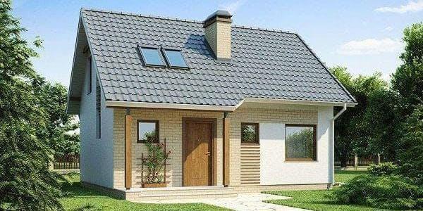 maison traditionnelle de constructeur - a etage