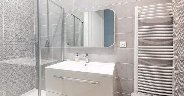 Rénovation d'une salle de bain de 7 m²