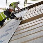 Matériaux de qualité pour une isolation de toiture