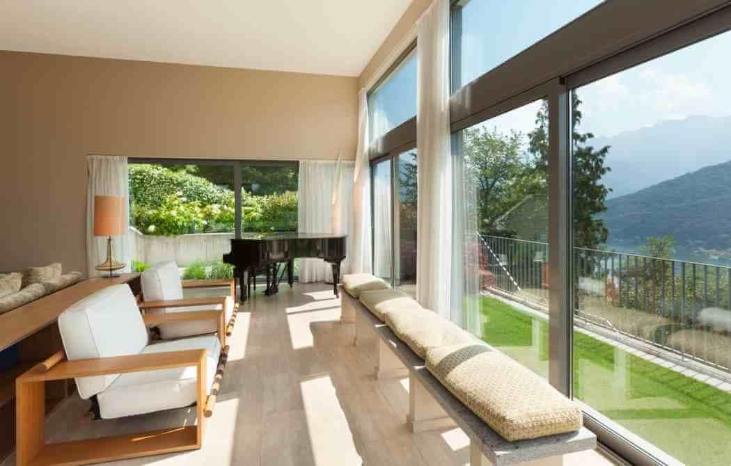 Ventilation d'une maison passive