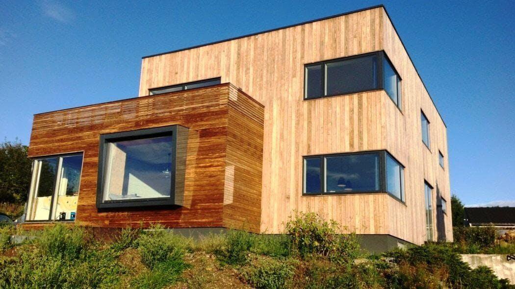 Prix maison bois