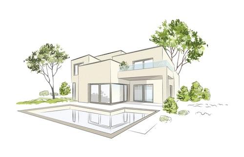 Mission d'un architecte : phases d'un projet d'architecture