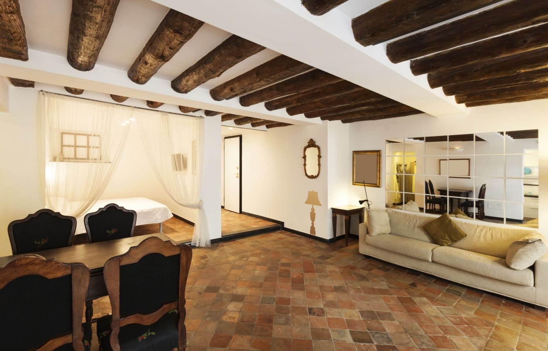 Devis d'une renovation de maison de 120 m²