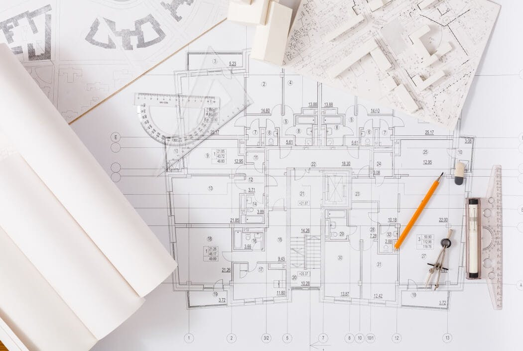 Coût d'un permis de construire pris en charge par un architecte