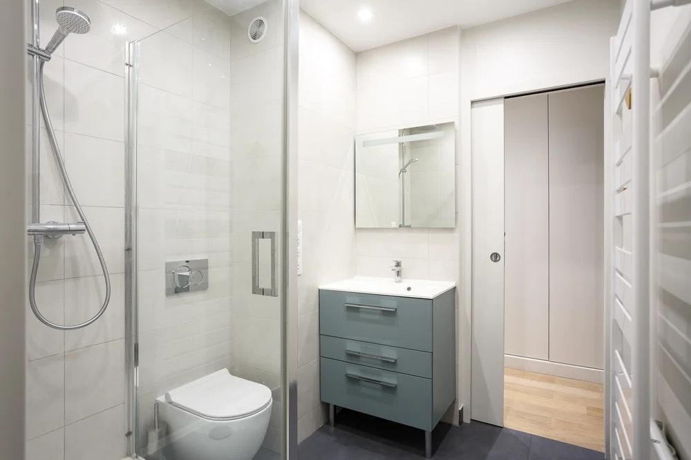 Exemple devis Rénovation salle de bain 2 - appartement Paris 16